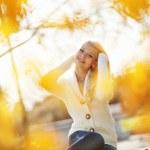 automne bois — Photo #4223006