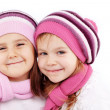 Winter kids — Stock Photo #4338709