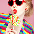 Lolly — Stockfoto