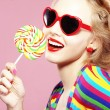 Royalty-Free Stock Photo: Lollipop