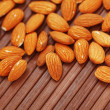 Almond nuts - Stockfoto