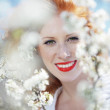 Spring portrait — Stock Photo #5060162