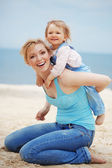 Mother with child — Stock Photo