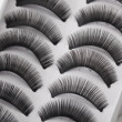 False eyelashes — Stock Photo