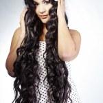 Beautiful hair — Stock Photo #5374568