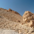 Scenic rocks in stone desert — Stock Photo