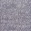 Close-up of knitted wool texture — Stock Photo