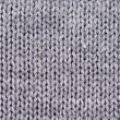Close-up of knitted wool texture - Stock Photo