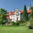 Pruhonice Castle, Czech Republic — Stock Photo