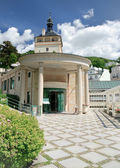 Spa in health resort at Karlovy Vary. Czech Republic — Stock Photo