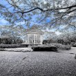 Botanic gardens Bandstand — Stock Photo #4303689