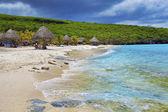 Curacao beach — Stock Photo