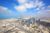 Dubai view — Stock Photo