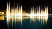 The Dubai Fountain — Stock Photo
