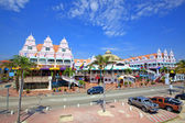 Oranjestad — Stock Photo