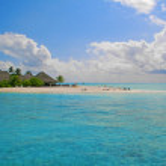 Meeru Island — Stock Photo #5374737