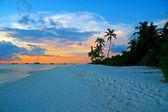 Meeru Island — Stock Photo