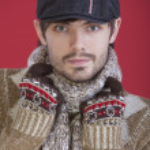 Man in sweater — Stock Photo #4375638