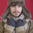 Very cold — Stock Photo