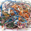 Colorful wire — Stock Photo #4085471