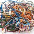 Stock Photo: Colorful wire