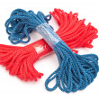 Stock Photo: Linen ropes