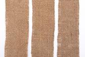 Sackcloth materials — Stock Photo