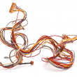 Colorful wire - Stock Photo