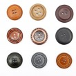 Buttons set — Stock Photo