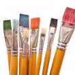 Paint brushes — Stock Photo #4667020