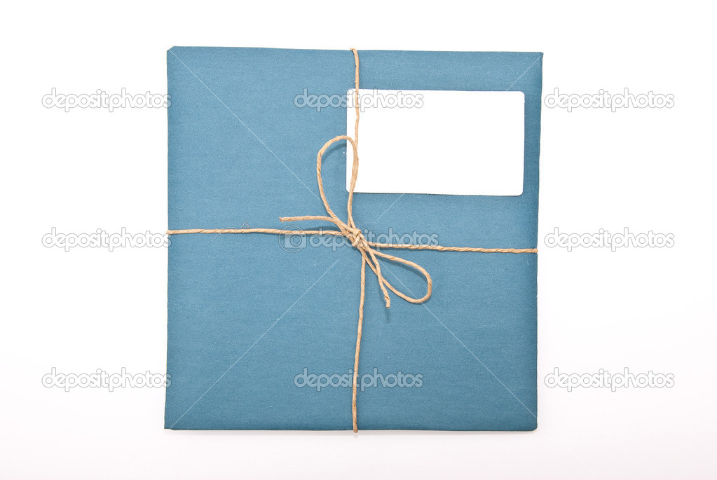 Post package  — Stock Photo #4667062