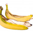 Banana peel — Stock Photo