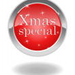 Sale XMAS Special — Stock Vector