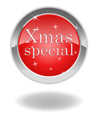 Sale XMAS Special — Vector de stock