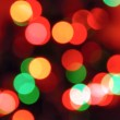 Blurred colored light background — Stock Photo
