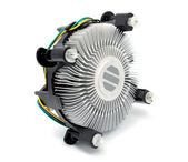 CPU cooler — Stock Photo