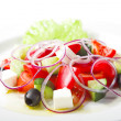 greek salad&quot — Stock Photo #4032554