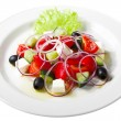 Greek salad — Stock Photo #4094880