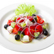 greek salad&quot — Stock Photo #4094880
