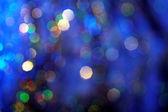 Luz de natal — Foto Stock
