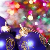 Kerstbal — Stockfoto