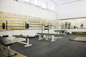 Jimnastik salonu — Stok fotoğraf