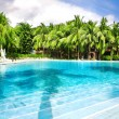swimming pool&quot — Stock Photo #5164066