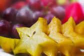 Tropical fruits — Stock fotografie