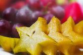 Tropische früchte — Stockfoto