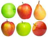 Fruit set for your ideas — Stock Photo