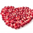 Pomegranate seeds — Stock Photo