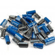 Capacitors — Stock Photo