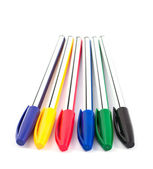 Pens of different colors — Foto Stock