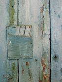 青い木製テクスチャ — ストック写真